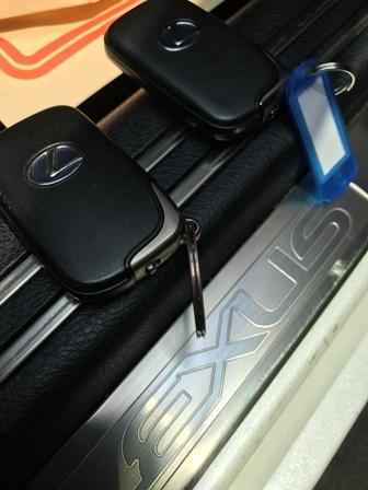 レクサス合鍵製作3.JPG
